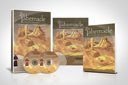 The Old Testament Tabernacle DVD Series